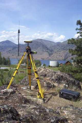 Pinnacle Surveying / Tim Hollingsworth