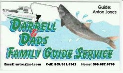 Darrell & Dad's Family Guide Service
