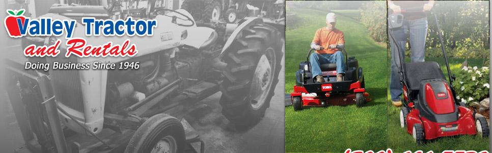 Valley Tractor & Rentals