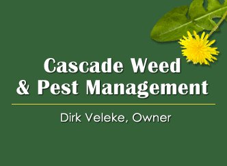 Cascade Weed & Pest Management