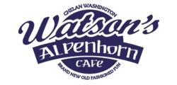 Watson's Alpenhorn Cafe