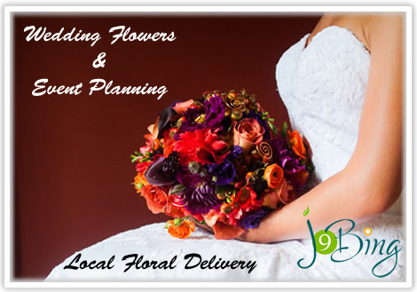 J9Bing Floral and Event Planning