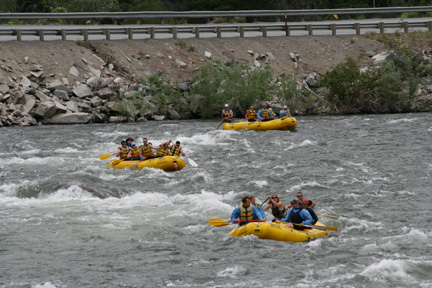 Methow River Rafting and Kayak