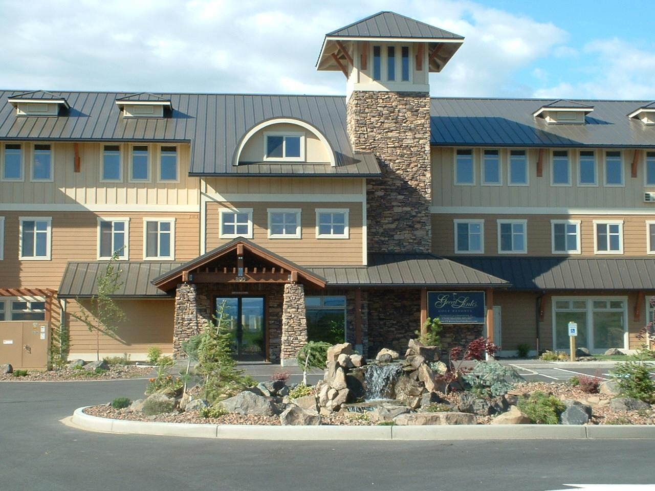 The Lodge at Desert Canyon