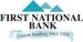 First National Bank - Forest