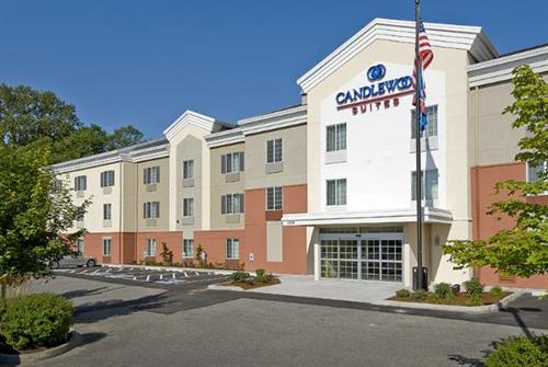 Candlewood Suites (Extended Stay) - Burlington