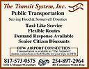 The Transit System, Inc.