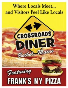 Crossroads Diner and Frank's NY Pizza