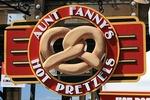 Aunt Fanny's Hot Pretzels