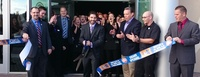 Dave & Buster's Ribbon Cutting