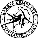 Barrie Kempettes Gymnastic Club