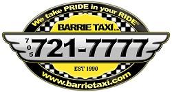 Barrie Taxi Ltd