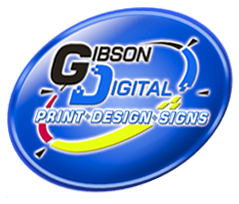 Gibson Digital Print, Design & Signs
