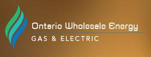 Ontario Wholesale Energy