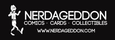 Nerdageddon Comics Cards Collectibles