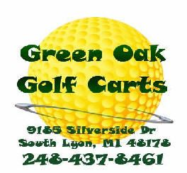 Green Oak Golf Carts
