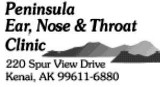 Peninsula Ear, Nose & Throat Clinic, Inc