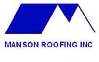 Manson Roofing, Inc.