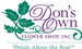 Don's Own Flower Shop, Inc.