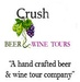 Crush Beer and Wine Tours