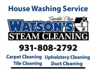Watson's Steam Cleaning