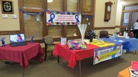 Our Calumet Location was proud to host a Autism Awareness Event