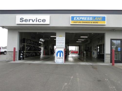 Our Express Lane services all makes and models, no appointments necessary!