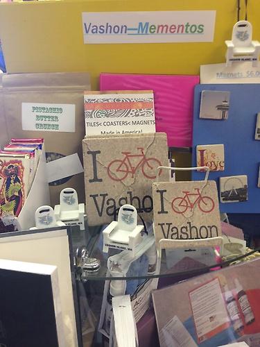 Find unique ''Vashon'' items here