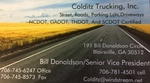 Colditz Trucking, Inc.