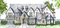 A rendering of a new home at 1111 Sheridan Road