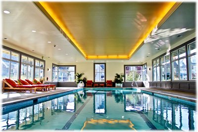 Seabrook's South Crescent Indoor Pool