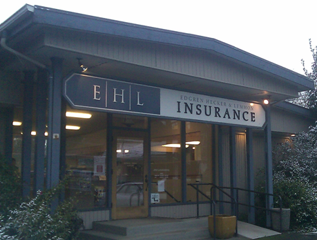 Poulsbo EHL Insurance office