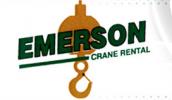 Emerson Crane Rental