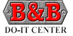 B & B Do It Center