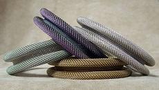 Sarah Cavender Metalworks Bangles