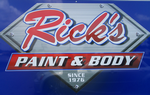 Rick's Paint & Body Shop, Inc.