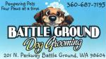 Battle Ground Dog Grooming