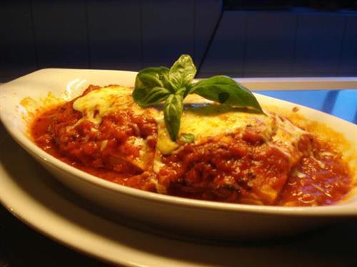 Mmmm! Lasagna