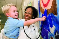 Our Pediatrics Center treasures what you treasure.