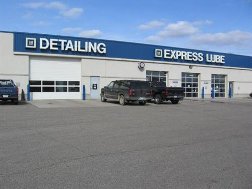 Minnesota Motor Company Auto Dealership Auto Body Shop