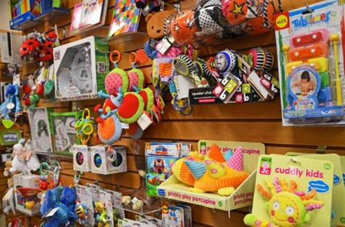 Gift Store - Childrens Toys