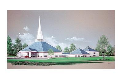 School, Fellowship Hall and Sanctuary
