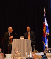 Gubernatorial Candidate Forum, October 2014