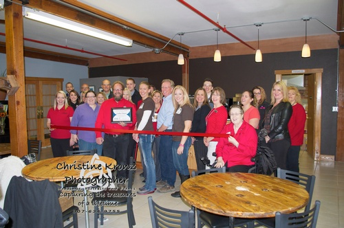 Coffee Depot Red Carpet Opening