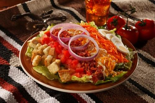 Texas House Salad