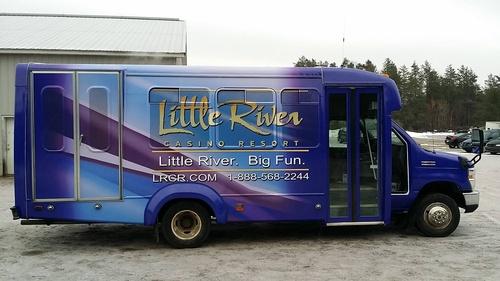 Little River Casino Bus