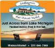 Ludington Pier House