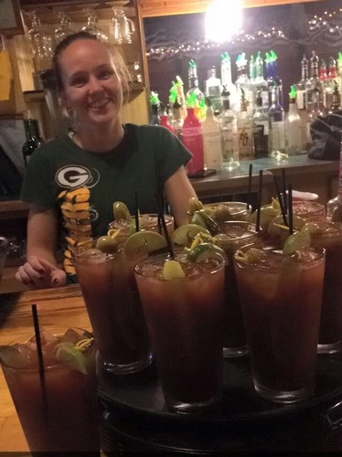 Sporty's Bloody Mary