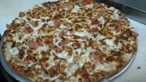 Sporty's Pizza