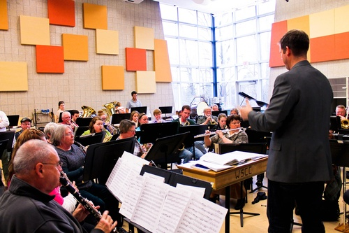 WSCC Performing Arts  - Band